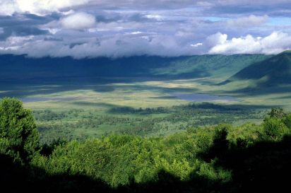 Tanzania Ngorongoro Crater National Park