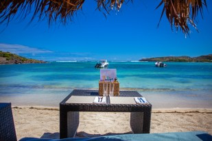 'Indigo on the Beach' restaurant