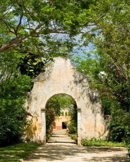 Hacienda San Jose in the Yucatan