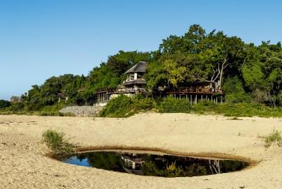 Panoramic lodge and it's surroundings