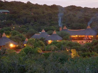 Safari Lodge, Amakhala Reserve