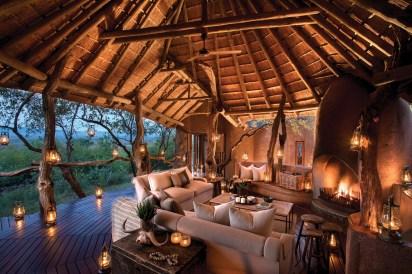Dithaba lodge lounge
