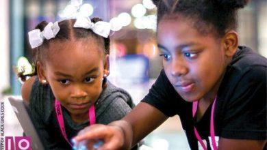 Photo of Comment le code des filles noires change le visage de la technologie, une fille à la fois