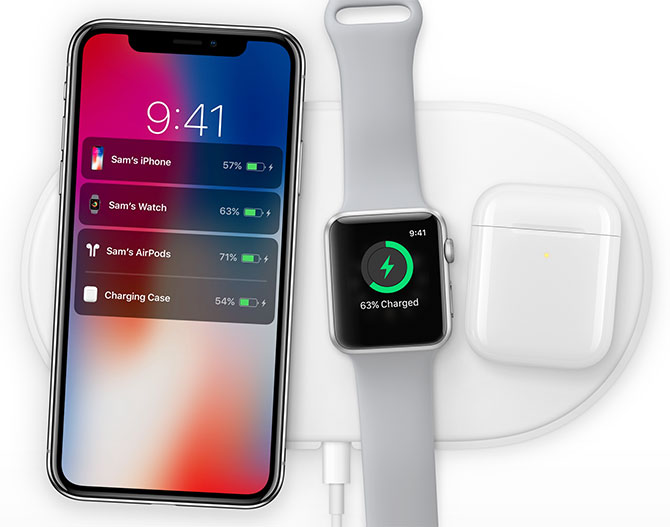 IPhone Reverse Wireless Charging