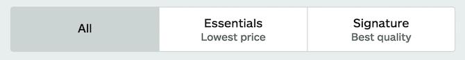 Bascule essentielle iStock