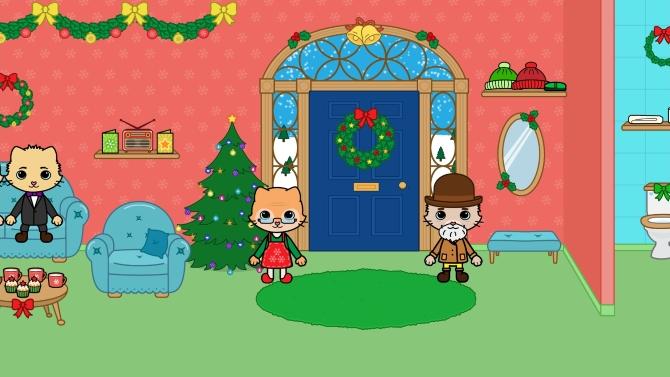 Yasa Haustiere Weihnachts App