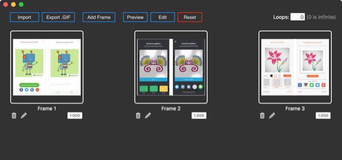 Smart GIF Maker für Mac