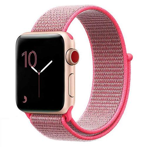 Bracelet montre Apple en nylon VATI