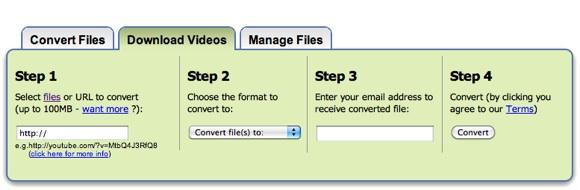 kostenloser Download von mobilen Filmen