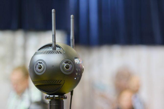 Kameras auf der IFA 2018: Was ist neu und was ist heiß?  insta360 pro2 2 ifa2018 670x446