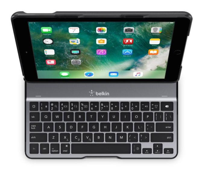 Belkin Qode Ultimate Lite 2018 iPad Tastaturabdeckung