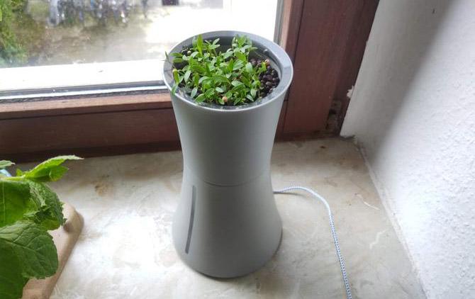 Kit de culture hydroponique Botanium Home