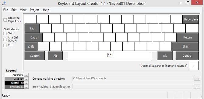 So erstellen Sie ein benutzerdefiniertes Tastaturlayout unter Windows Microsoft Creator-Tastaturlayout 670 x 327