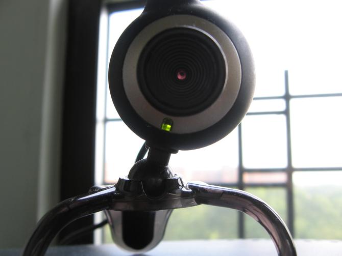 Les webcams peuvent être piratées