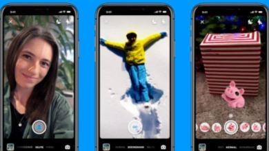 Photo of Facebook Messenger ajoute de nouveaux tours de caméra