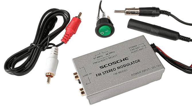 Scosche FM Modulator