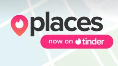 Photo of Tinder Places vous correspond en fonction de l'emplacement