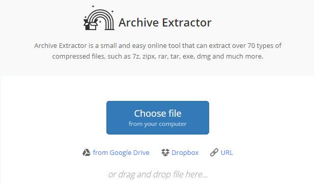 Archiv-Extraktor