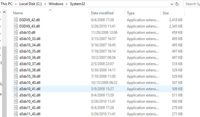 Wie lade ich das install directx Update herunter?