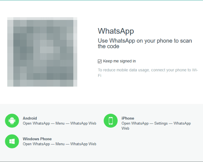 code web WhatsApp