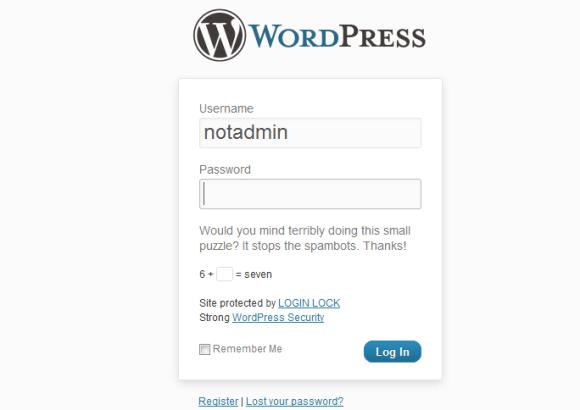 Wie kann man feststellen, ob die WordPress-Site gehackt wurde?