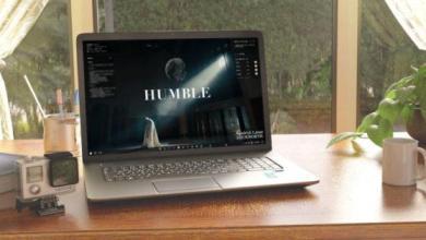 Photo of Comment créer un thème Rainmeter personnalisé pour votre bureau Windows