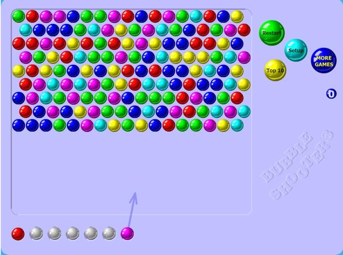Bubbleshooter Game De
