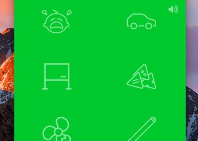 Applications de la barre de menus annoisli-Mac