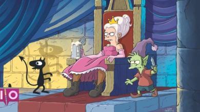 Photo of La série fantastique animée de Netflix, Désenchantement, reviendra le 20 septembre