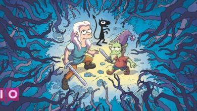 Photo of Voici la première bande-annonce du spectacle Netflix animé de Matt Groening