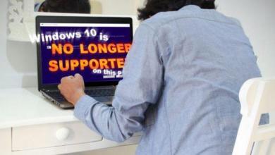 Photo of Windows 10 n'est plus pris en charge sur votre PC? Voici ce que vous pouvez faire!