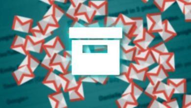 Photo of Comment archiver tous les anciens e-mails dans Gmail et atteindre la boîte de réception zéro
