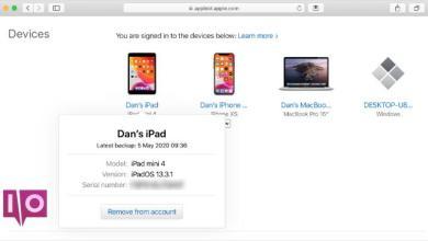 Photo of Comment trouver le numéro de série de n'importe quel appareil Apple