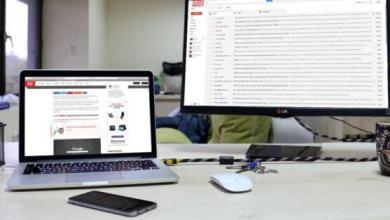 Photo of Comment Bill Gates gère le courrier électronique avec deux écrans