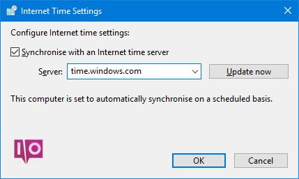 Comment faire correspondre tous les temps de votre PC avec les paramètres d'heure Internet de la synchronisation de l'horloge atomique