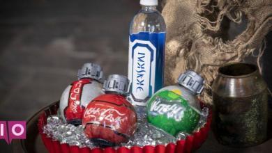 Photo of La TSA interdit les bouteilles de coke Star Wars des vols parce qu'elles ressemblent à des bombes