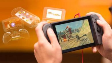 Photo of Quelle console de jeu portable devriez-vous acheter en 2019?