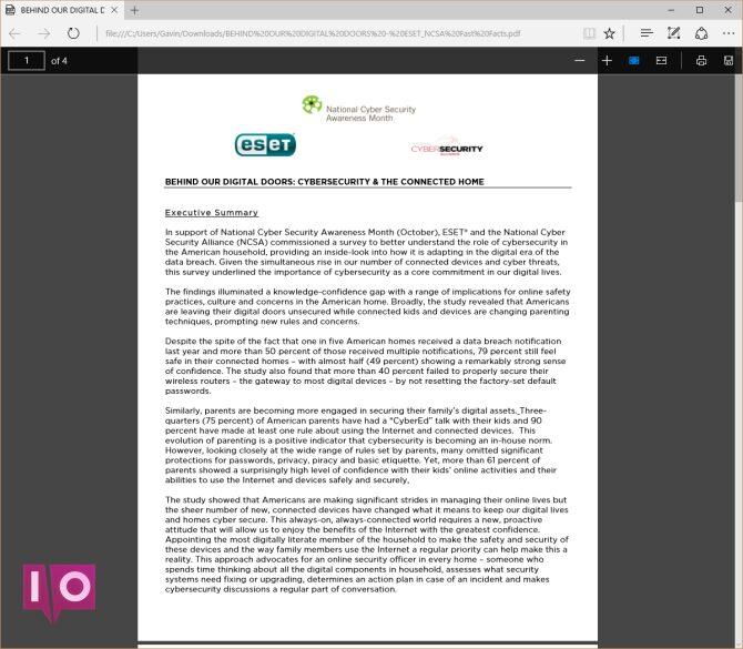 Aus diesem Grund benötigen Sie den Adobe Reader Microsoft Edge PDF Viewer nicht