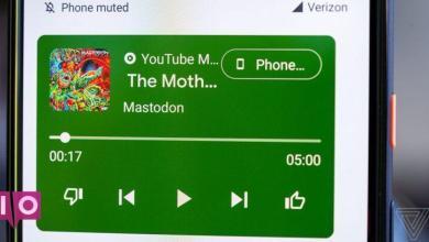 Photo of Comment activer les nouveaux contrôles multimédias dans la version bêta d'Android 11