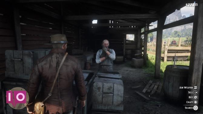 Clôture Red Dead Redemption 2