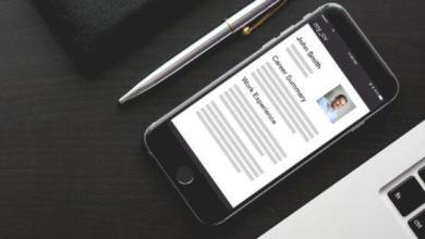 Photo of 4 Conseils de mise en forme de CV pour rendre votre CV mobile convivial