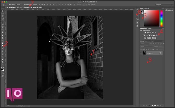 Disposition Photoshop