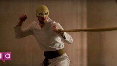 Photo of Un nouveau teaser pour Iron Fist de Netflix taquine un costume emblématique