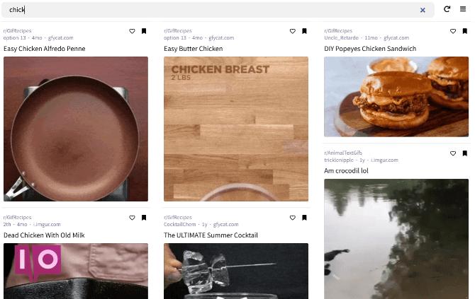 Updoot est un moteur de recherche puissant pour les publications et les commentaires enregistrés sur Reddit