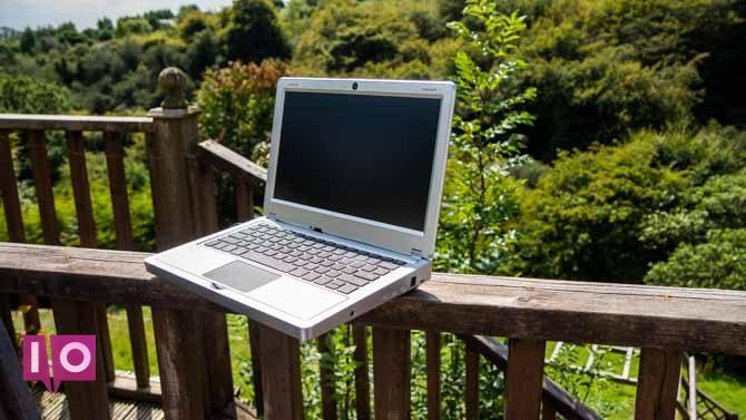ordinateur portable à clapet Crow pi 2