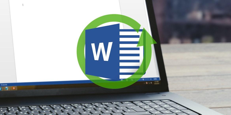 mise à jour automatique de Microsoft Word
