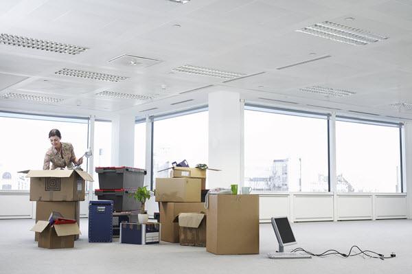 conseils de déménagement de bureau