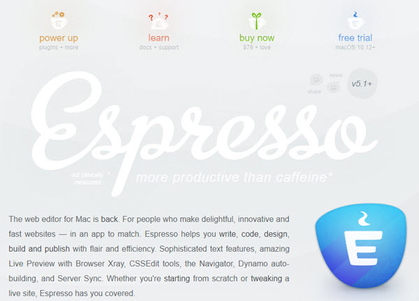 application expresso