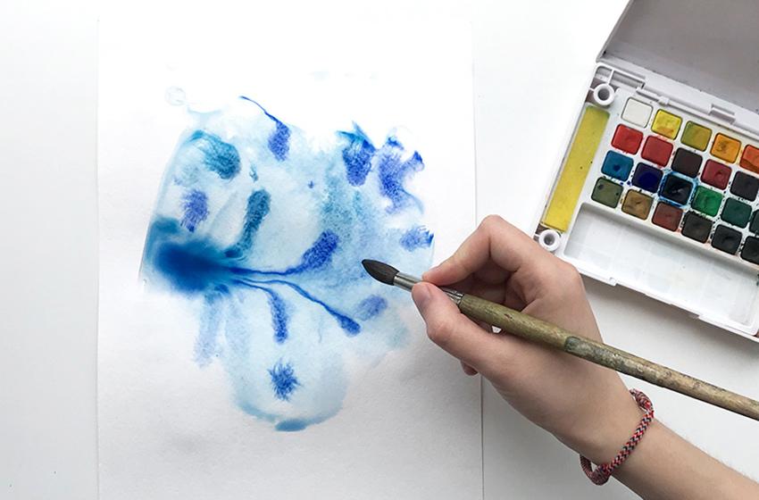 Ajout de processus de couleur et de texture