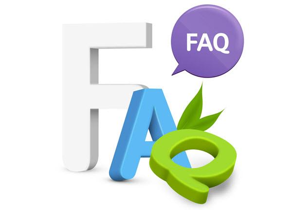 créer une page de FAQ